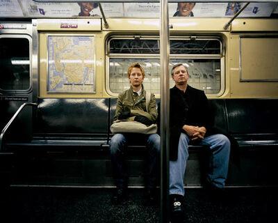 Julie Mack, 'F Train, NYC', 2007