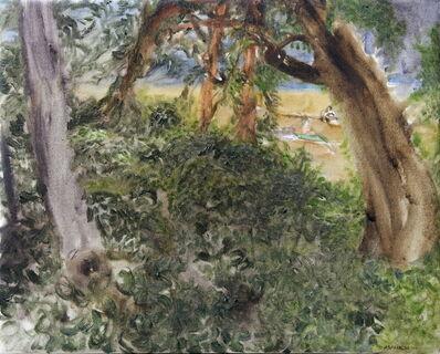 Natalia Laluq, 'Humber Marshes Boaters I', 2020