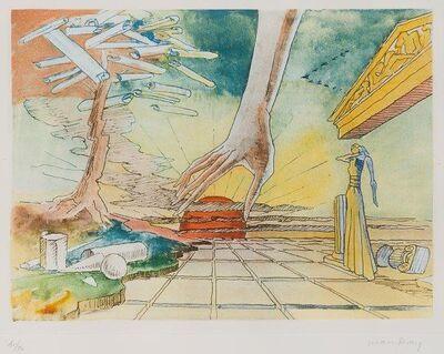 Man Ray, 'L'Avventura [Anselmino 36]', 1972