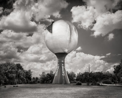 John Custodio, 'The Peachoid,  Gaffney, South Carolina'
