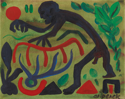 A.R. Penck, 'Untitled', 1994-1995