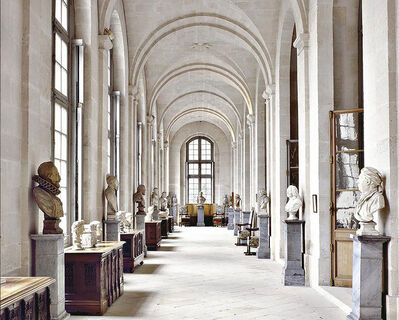 Massimo Listri, 'Musée Jacquemart Andre, Paris, France - French Interiors', 1996