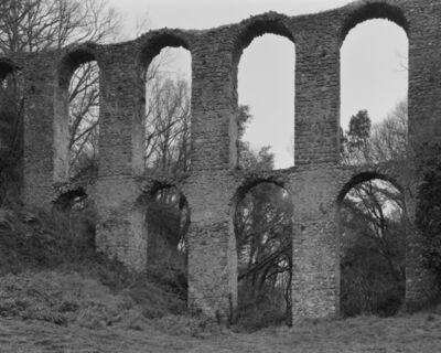 Fabio Barile, 'double arch aqueduct', 2021
