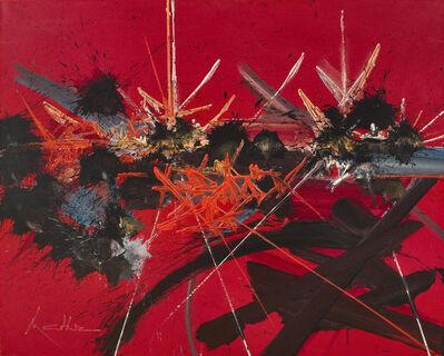Georges Mathieu, 'Souvenir oublié', ca. 1988