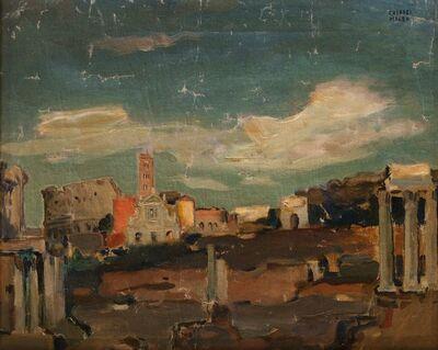 Maceo Casadei, 'Foro romano', 1978