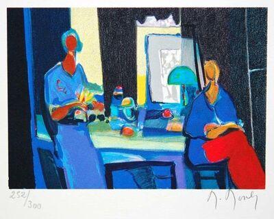 Marcel Mouly, 'La Lampe Verte', 1993