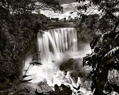 Araquém Alcântara, 'Cachoeira da Fumaça | Jalapão | Tocantins | Brazil', 2012