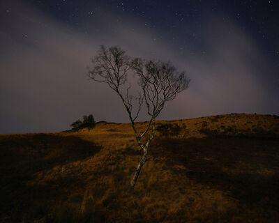 Matthew Murray, 'Charnel Clough, Saddleworth Moor', 2016