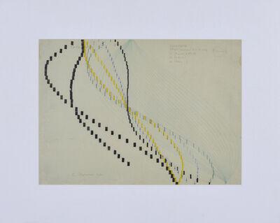 Constantin Flondor, 'Solarogram', 1976