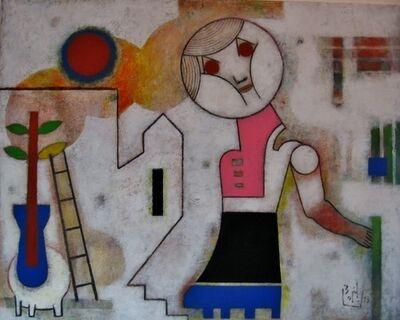 Orlando Boffill, 'Muenca Rota En El Ivernadero', 2013