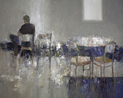 Dan McCaw, 'Silent Conversation', 2021