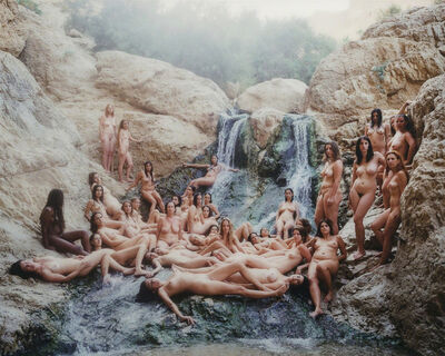 Spencer Tunick, 'Dead Sea ,15', 2011