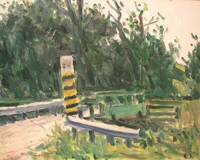 Eugene Leake, 'Pocock Bridge', 1998