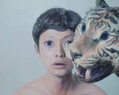 Korehiko Hino, 'Tiger', 2017