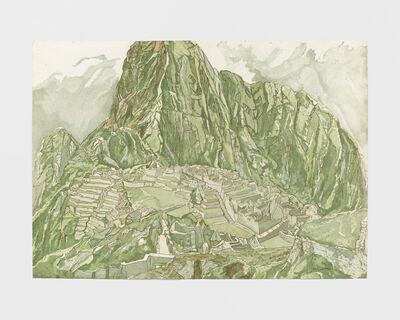 Philip Pearlstein, 'Machu Picchu', 1978-1979