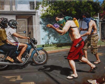 Fabio Baroli, 'Sem título (da série Intifada)', 2012