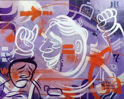 Stern Rockwell, 'Purple Mood'