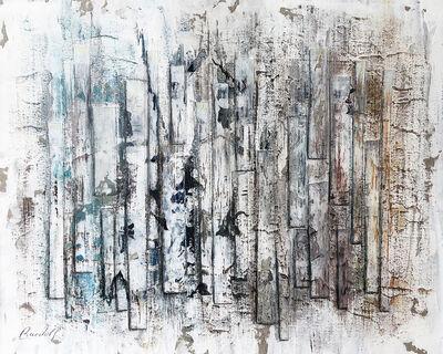Sandrine Ruedolf, 'Verticale ombrée', 2020