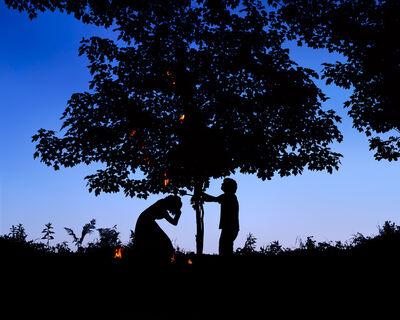 Elena Willis, 'As He Shook the Tree, Burning Leaves Fell on He', 2009