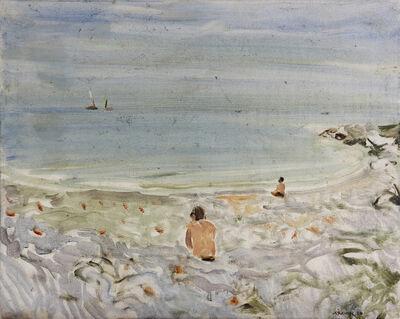 Natalia Laluq, 'Bricks Beach I,  May 2020', 2020
