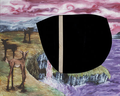 April Hickox, 'Untitled #3 (Doe)', 2018