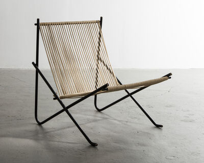 """Poul Kjærholm, '""""Holscher"""" Chair', Designed 1952-this example produced 1953"""