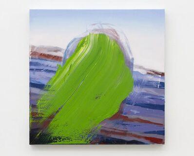Bernard Chadwick, 'Video Still: Upside down Horizon Green', 2015