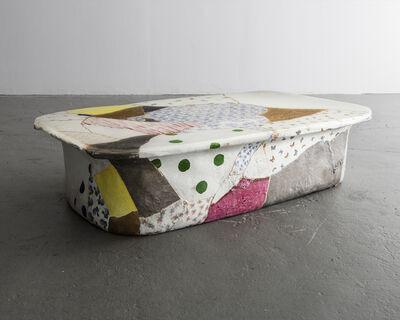 Lee Hun Chung, 'Low Table in Glazed Ceramic', 2016