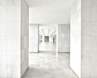 Massimo Listri, 'Itamaraty II, Oscar Niemeyer, Brasilia, Brazil', 2012