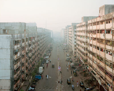 Noah Addis, 'Lallubhai Compound Resettlement Buildings; Mankhurd, Mumbai', 2011