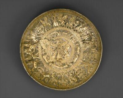 Unknown Cypriot, 'Silver-gilt bowl', ca. 725–675 B.C.