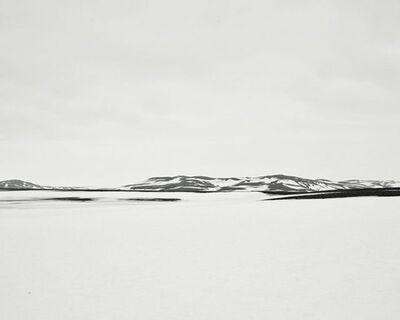 David Burdeny, 'Fjallabak, Study 01, Iceland', 2018