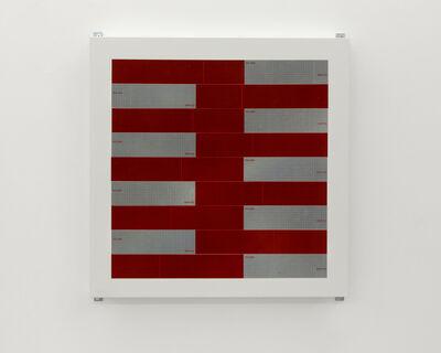 Alexander Reben, 'OS WL 9 18352 (reflective tape)', 2016