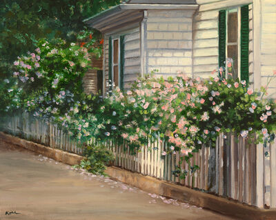 Marla Korr, 'Roses on Davis Lane', Active Contemporary