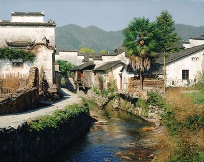 Yihua Wang, 'River in the Village', 2014