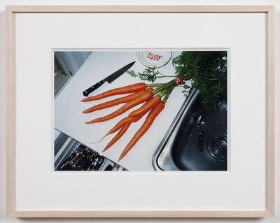 Mona Hatoum, 'A bunch of carrots (New York)', 2001-2002