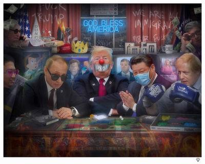 JJ Adams, 'The Great Dictators', 2020