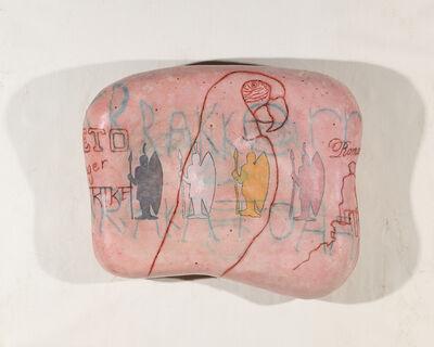 Christian Rex van Minnen, 'Pink Parrot Krakker Krakatoa', 2019