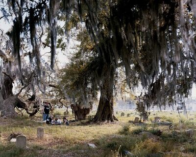 Alec Soth, 'Holt Cemetery, New Orleans, LA', 2002