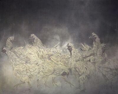 Takashi Kanazawa, 'Sacred Birds', 2018