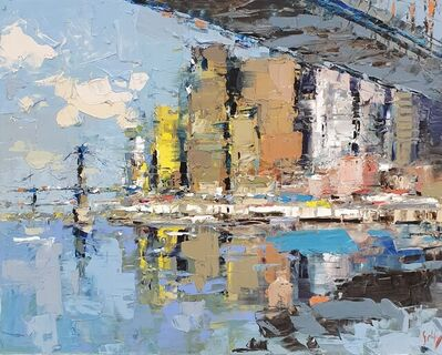 Frank Getty, 'Under the Bridge ', 2021