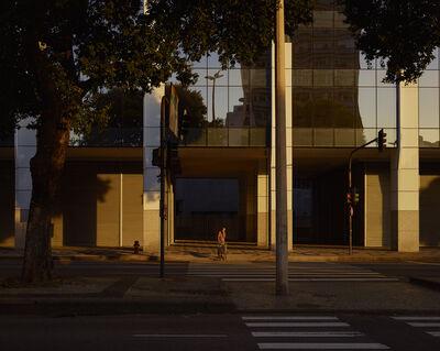 Oli Kellett, 'Cross Road Blues (Av. Pres. Vargas Rio Brazil)', 2019