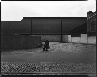 Harry Callahan, 'Eleanor and Barbara, Chicago', 1953