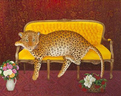 Magdalena Shummer-Fangor, 'Relaxing', 1999