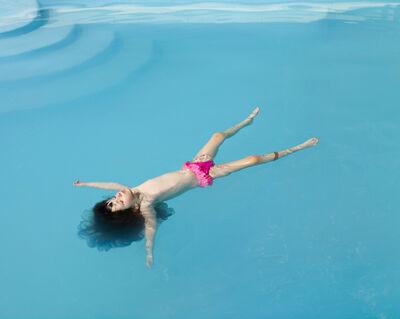 Angela Strassheim, 'Untitled (Jessica Floating)', 2013