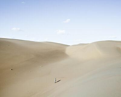 Lorenzo Meloni, ' Lorenzo Meloni Libya. Murzuq desert. El Sharara Oil Field. December 2015.', 2015