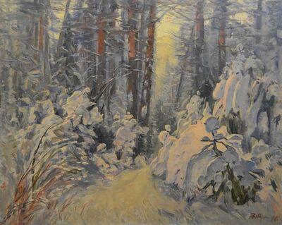 Vladimir Klimentevich Zhuk, 'February', 1996