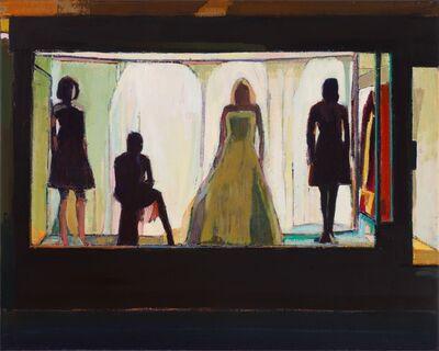 Daniel Preece, 'Mannequins Study', 2018