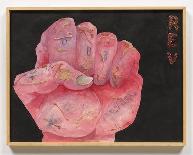 Terry Allen, 'Hobbs (Anterabbit / Bleeder)', 1983