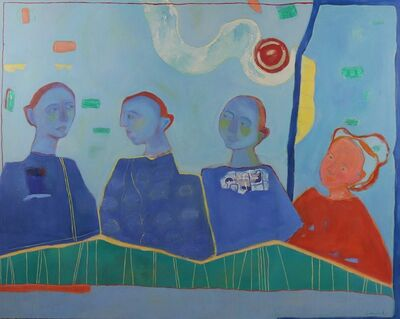 Alice Campbell, 'Dreamtime'